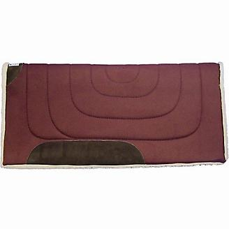 Diamond Wool Sagebrush Cutter Saddle Pad
