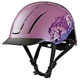 Troxel Spirit Schooling Helmet L  Pink Dreamscape