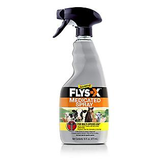 Absorbine Flys-X Medicated Multi-Species Spray