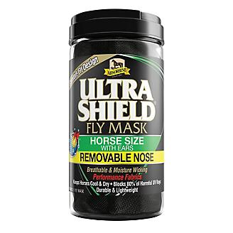 Absorbine UltraShield Fly Mask with Removable Nose