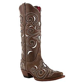 Ferrini Ladies Storm Snip Toe Boots