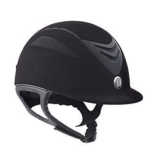 One K Defender Jr Suede Helmet