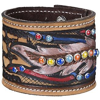 Tough-1 Naomi Collection Cuff Bracelet
