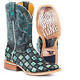 Tin Haul Ladies Hodgepodge What I love Boots