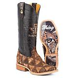 Tin Haul Ladies Wild Thing Cheetah Soul Boots