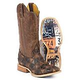 Tin Haul Mens License To Thrill Boots
