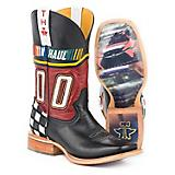 Tin Haul Mens Running Hot Racing Cars Boots