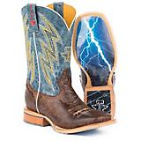 Tin Haul Mens Spiky Wire Thunderstorm Boots