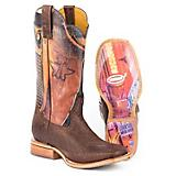 Tin Haul Mens Holler/Swaller Nashville Boot