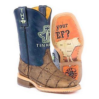 3e12c8f0974 Tin Haul Boots for Sale - Statelinetack.com