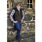 Outback Trading Mens Harrington Quilted Vest