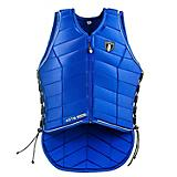 Tipperary Youth Eventer Pro Vest Large Royal