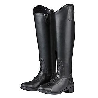 7052ed361d2c0 Saxon Ladies Syntovia Tall Field Boot 5 Regular - Statelinetack.com