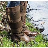 Dublin Ladies River Boots II Chocolate