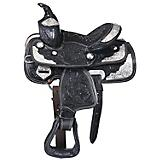 Silver Royal McCoy Trail Mini Saddle