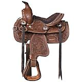 Silver Royal Braden Trail Mini Saddle