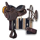 Silver Royal Lady Gait Endurance Saddle Pkg