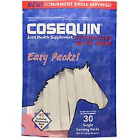 Free Cosequin Optimized with MSM Powder Easy Packs included free with purchase