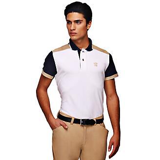 GHM Mens Reserve Short Sleeve Polo
