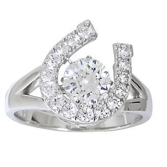 Kelly Herd Dancing Diamond CZ Ring