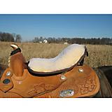 Farm Innovators Heated Seat Saver Saddle Cushion
