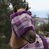 Kensington Pony Fly Mask with Fleece
