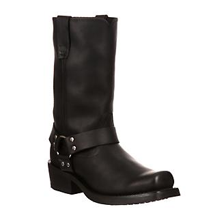 Durango Mens Harness Leather Boots