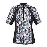 Kerrits Ladies Ice Fil Print S/S S  Horse Purple
