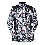 Kerrits Ladies Ice Fil Print L/S M  Horse Purple
