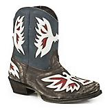 Roper Ladies Pride Snip Toe Boots