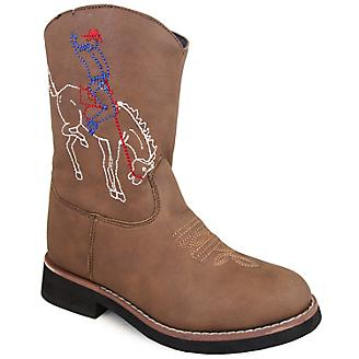 Smoky Mountain Childs Night Horse Rnd Boots