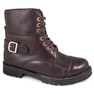 Smoky Mountain Ladies Morgan Rnd Laced Boots