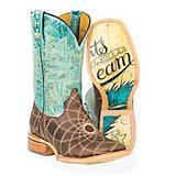 Tin Haul Ladies Dreamcatcher Boots