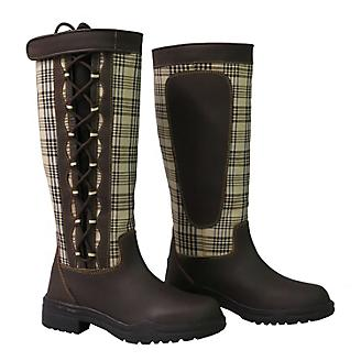 Baker Ladies Ajuste Waterproof Leather Boots