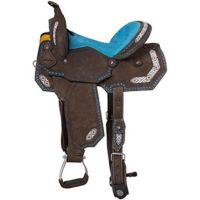 barrel racing saddle