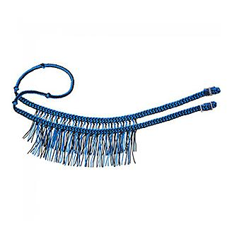 Tough 1 Knotted Competition Rein w/Fringe