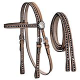 Tough 1 Burn the Breeze Mini Headstall with Reins