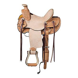 Silver Royal Walburg Youth Wade Saddle