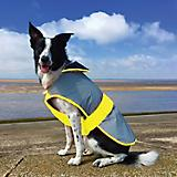 Equisafety Mercury Dog Coat Small Yellow