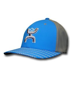 new style 18909 98074 ... low price hooey solo iii blue flexfit hat horse 5bea9 1a126