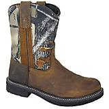 Smoky Mountain Youth True Timber Camo Boots