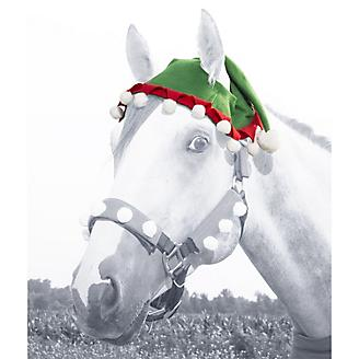 Holiday Elf Horse Hat