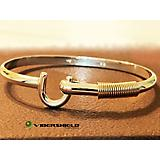 Vibershield Horseshoe Bangle