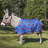 Shires Mini Highlander Lite Turnout Ladybug