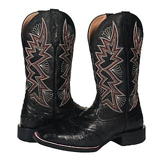 Noble Outfit Mens All Arnd Duke Ostrich Boots