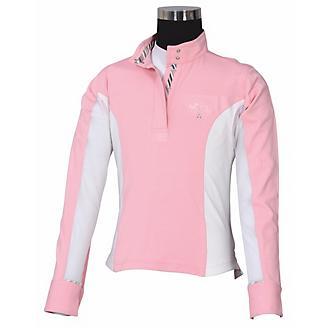 Equine Couture Girls Cara Show Shirt