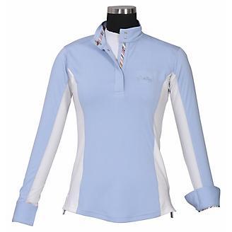 Tuff Rider Long Sleeve English Riding Show Shirt//Ratcatcher