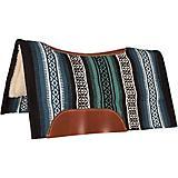 Mustang Tierra Navajo Contoured Wool Top Pad