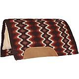 Mustang Mohair Woven Navajo Blanket Top Pad
