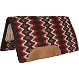 Mustang Mohair Navajo Blanket Wool Bottom Pad
